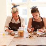 """Atelier """"Naturel en cuisine"""" : Création de savon solide pour la vaisselle & d'un pousse-mousse main liquide"""