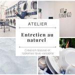 """Atelier """"Entretien au naturel"""" : Zéro déchet !"""