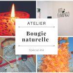 "Atelier ""Bougie Naturelle"""